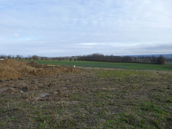 Vente terrain 1161 m2