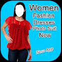 Women Fashion Dresses Photo Suit New icon