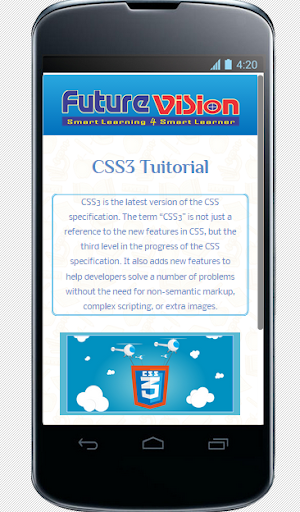 Learn Advance CSS3 Tutorials