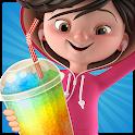🍹 Rainbow Ice Slushy Maker: Diy Frozen Slush Game icon