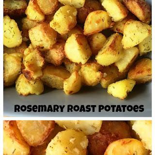 The Perfect Rosemary Roast Potatoes.