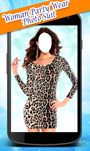 Woman Party Wear Photo Suit