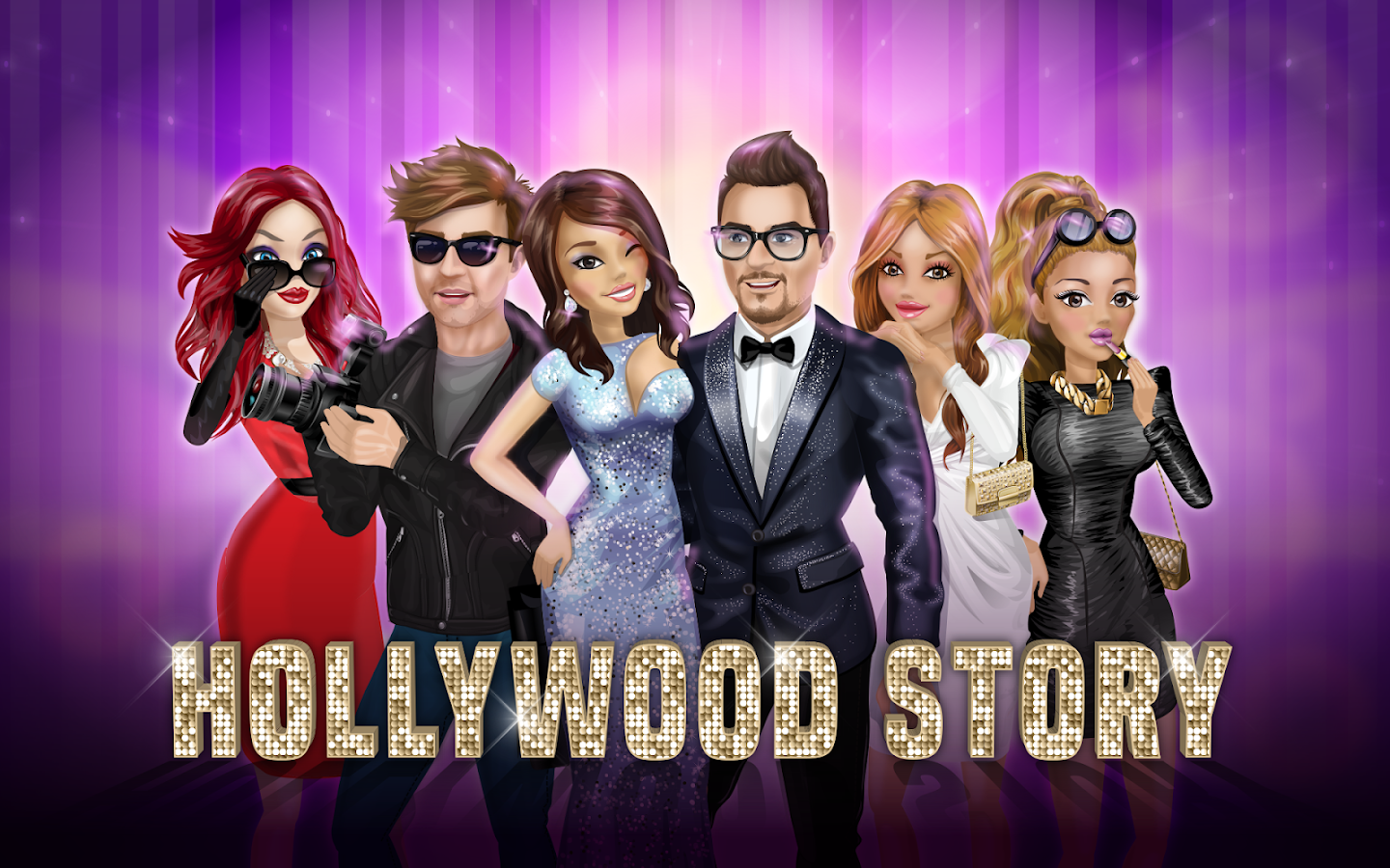 Hollywood Story- screenshot