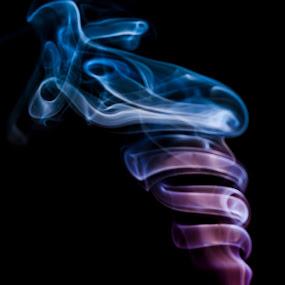 Smoke Photography  by Rene Timbang - Artistic Objects Other Objects ( #smoke #smokephotography #arts #canonphotography )