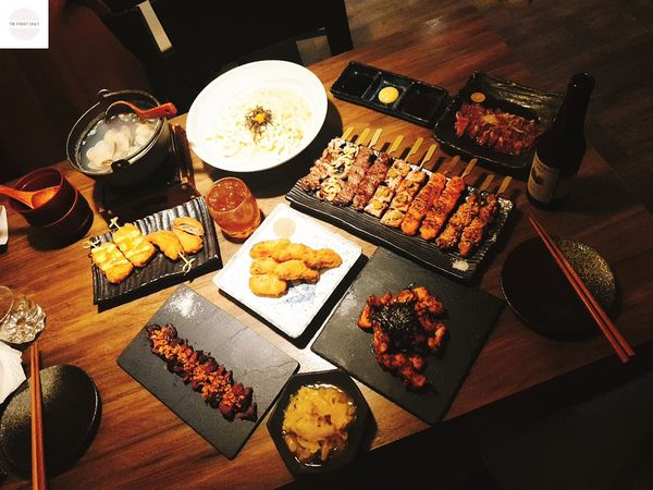 武侍酒 | 超美味牛橫膈、生牛肉!串燒居酒屋二訪
