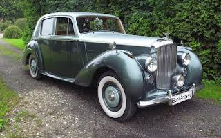 Bentley R-type Rent Fyn
