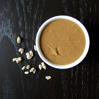 Sunbutter (Roasted Sunflower Seed Butter)