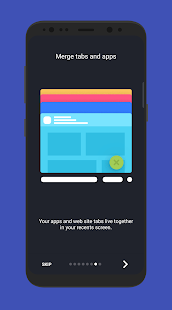 Lynket Browser (previously Chromer) Screenshot