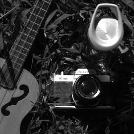 pentax by Yosep Atmaja - Black & White Objects & Still Life