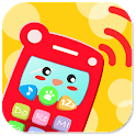 Baby Phone Game - Phone App For Kids icon