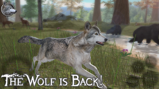 Ultimate Wolf Simulator 2 [Mod] 1