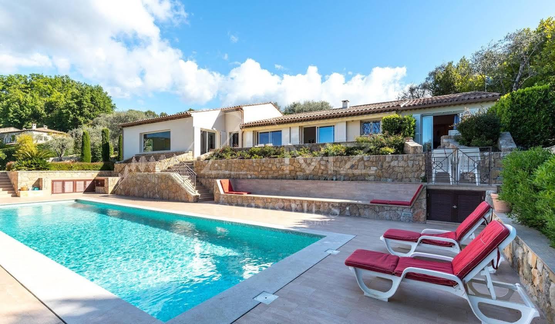 Villa avec piscine Châteauneuf-Grasse