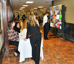 Photo: DATE: Dec. 12th, 2012 LOCATION: JJ's Restaurant - Vancouver Community College, Vancouver, BC. Canada EVENT: Celebration to Commemorate the 64th Anniversary of the Universal Declaration of Human Rights