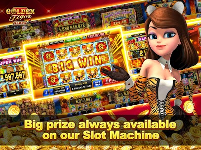 Golden Tiger Slots – Online Casino Game App Download For Android and iPhone 7