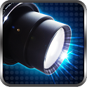 camera flash free icon