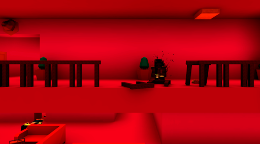 Horror In The Pink House. Escape Adventure apktram screenshots 7