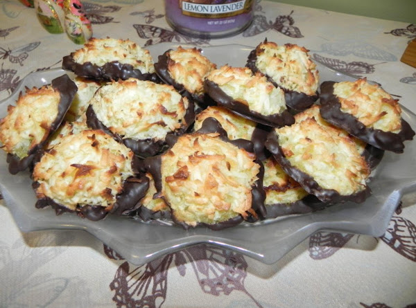 Coconut Macaroon's Recipe