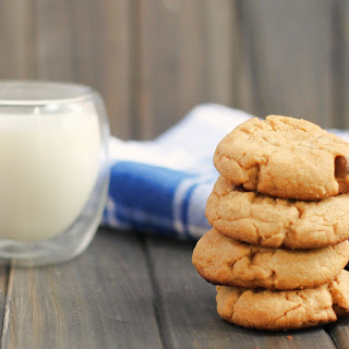 Easy Peanut Butter Biscuits Recipe