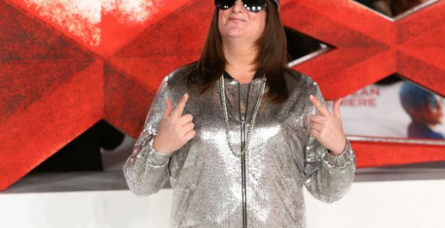 Honey G for Dancing On Ice