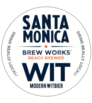Logo of Santa Monica Brew Works Witbier