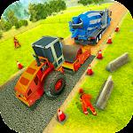 Road Construction 2018: Highway Builder Sim Icon