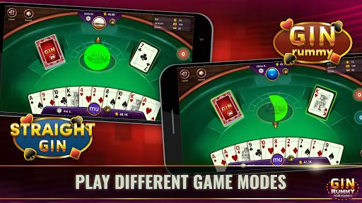 Gin Online - Free Online Card Game 1.0.5 screenshots 2
