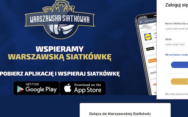 Warszawska Siatkówka Reminder