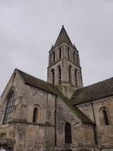 Photo: L'église de Santeuil (95)