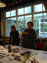 Photo: Agnès et Katy