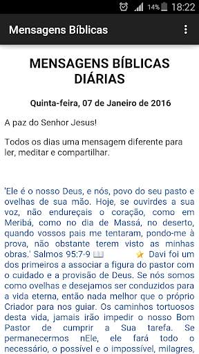 Mensagens Bíblicas for PC