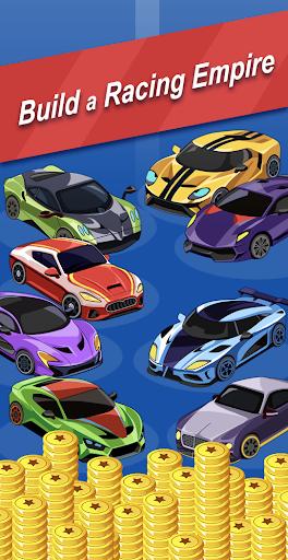 Ultimate Merge Cars: Idle Driving & Racing Tycoon apktram screenshots 2
