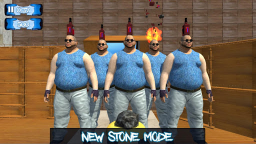 Bottle Shooter 3D-Deadly Game ss3