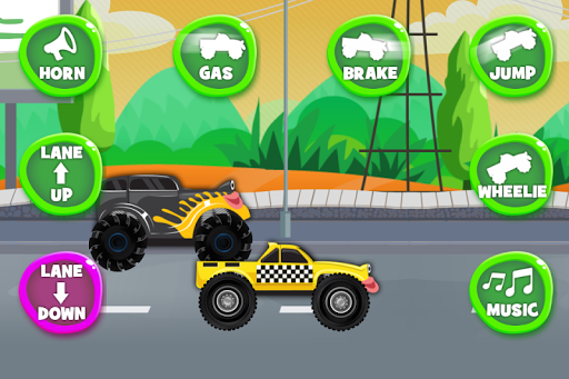 Fun Kids Cars screenshot 2