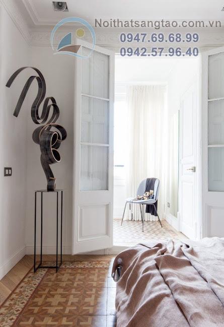 thiết kế nội thất chung cư cuốn hút