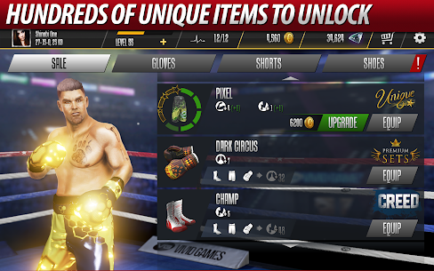 Real Boxing 2 ROCKY 1.8.6 [Unlimited Money] MOD Apk 6