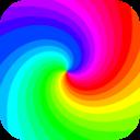 色のHDの壁紙