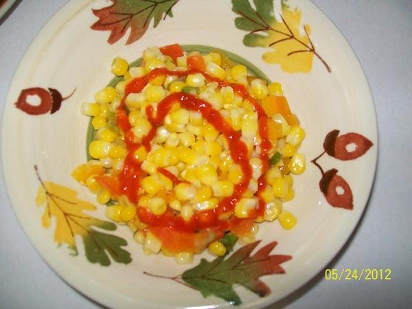 Polynesian Corn Recipe