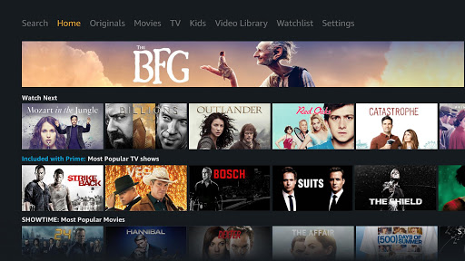 Prime Video - Android TV 5.2.43-googleplay-armv7a Screenshots 1