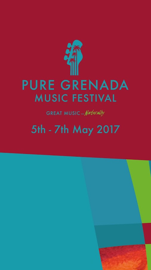 Pure Grenada Music Festival- screenshot
