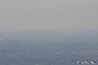 Photo: London sentrum i det fjerne