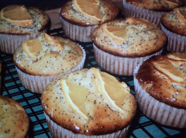 Orange Poppyseed Muffins Recipe
