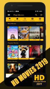 New Movies 2019 - HD Movies Screenshot
