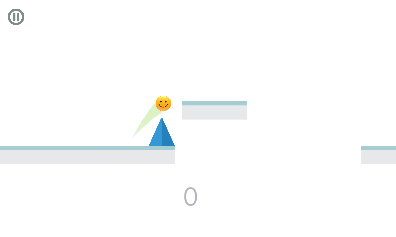 Skippy Smiley Ball- screenshot