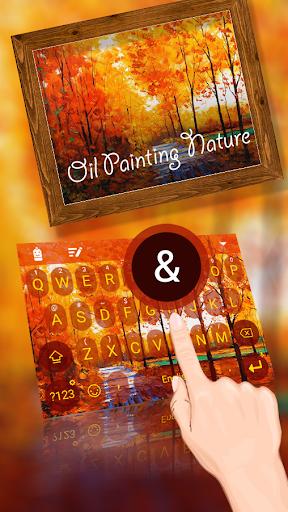 Oil Painting Nature Theme  screenshots 1