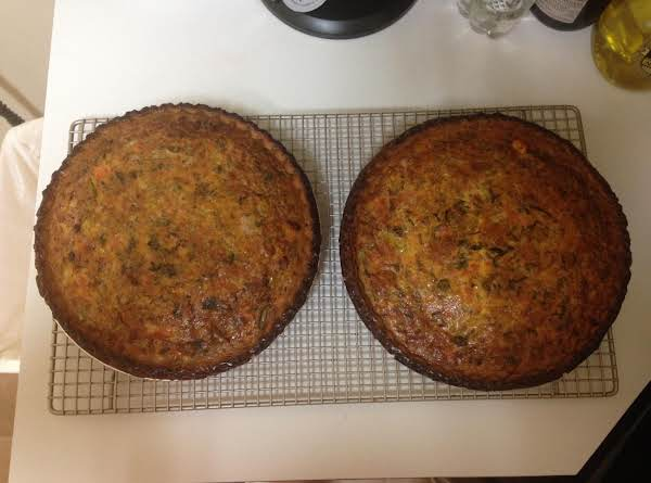 Chorizo Quiche Recipe