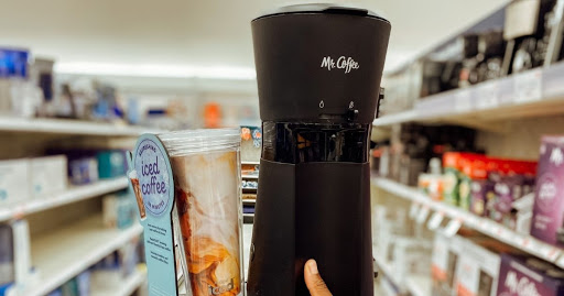 Mr. Coffee Iced Coffee Maker Bundle w/ Tumbler Only $24.99 on Target.com