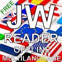 JW Reader Multilanguage icon
