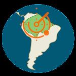 Radares da Amazônia - SIPAM icon