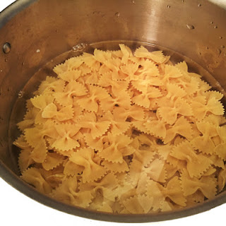 Cold Water Pasta Method.