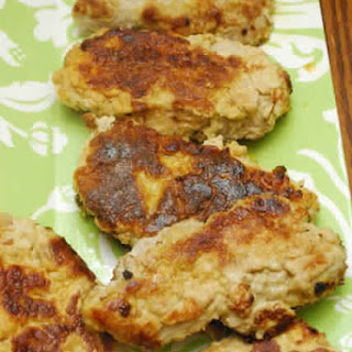 Parmesan And Sage Crusted Pork Chops